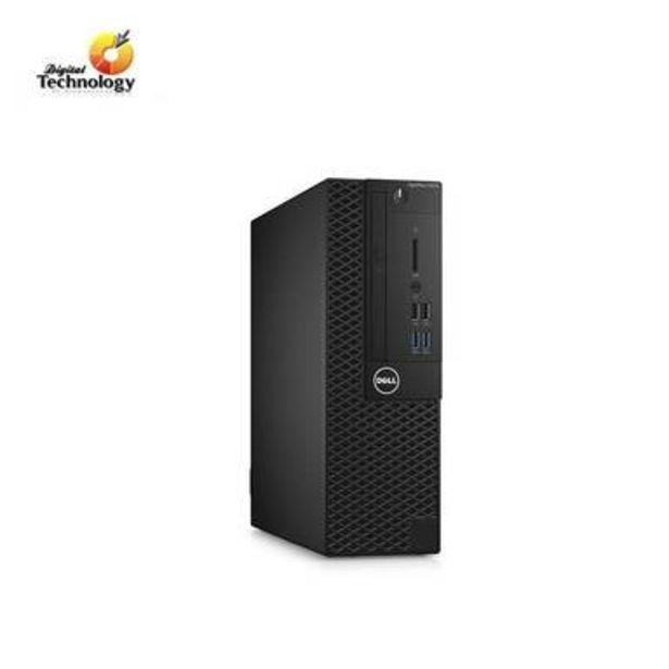 Oferta de PC ESCRITORIO OPTIPLEX 5070 SFF INTEL CORE I7-9700 8 GB 1 TB W10P por $17570