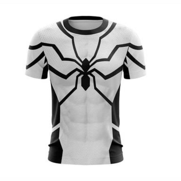 Oferta de Playera Sublimada Spiderman Del Futuro por $260
