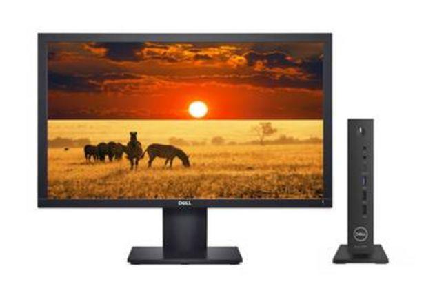 Oferta de Mini PC Dell Wyse 5070 Thin Client – Intel Celeron J4105 – 8GB – 256SSD W10 por $8900