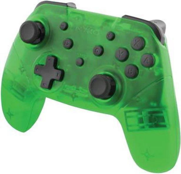 Oferta de Nyko Wireless Core Controller Switch – Bluetooth (color verde) por $650