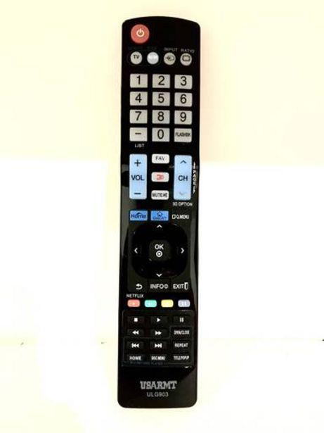 Oferta de CONTROL REMOTO TVPANTALLA LG ULG-903 por $149