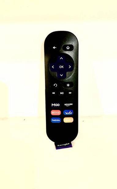 Oferta de CONTROL REMOTO ROKU TV ROKU5 por $139