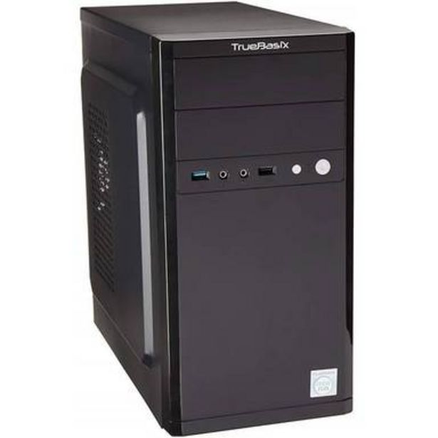 Oferta de CPU AMD RYZEN 5 RAM 8GB - 240GB SSD - GABINETE ATX por $10290