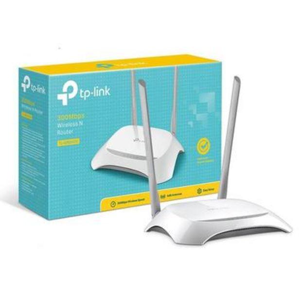 Oferta de TP - Link Router Inalámbrico WR840N por $450