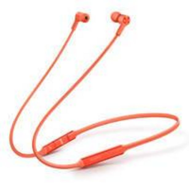 Oferta de Audífonos inalámbricos Huawei Freelace CM70-C naranja por $1450