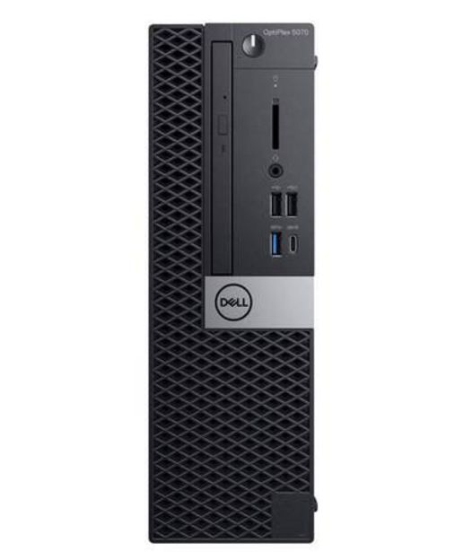 Oferta de Computadora Dell OptiPlex 3060 intel Core i5 - 8xxx Sff 8Gb, 500 Gb Windows 10 por $14500