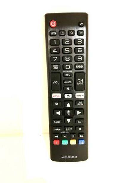 Oferta de CONTROL REMOTO LG TV AKB75095307 por $139