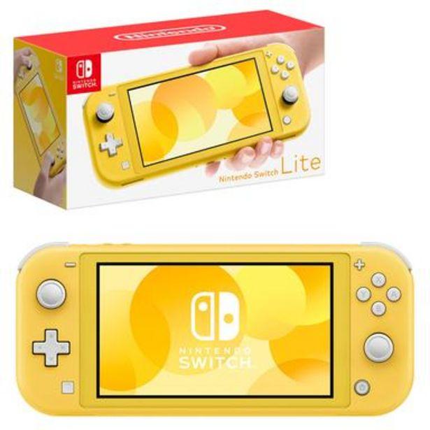 Oferta de Consola Nintendo Switch Lite por $5090