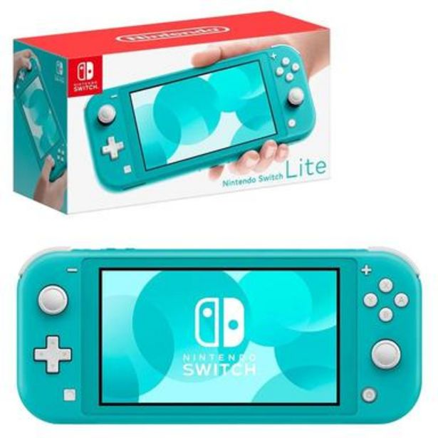 Oferta de Consola Nintendo Switch Lite por $5190