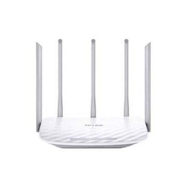 Oferta de Router Tp-link Archer C60 Ac1350 Dualband Ethernet Rj45 Wifi por $1169