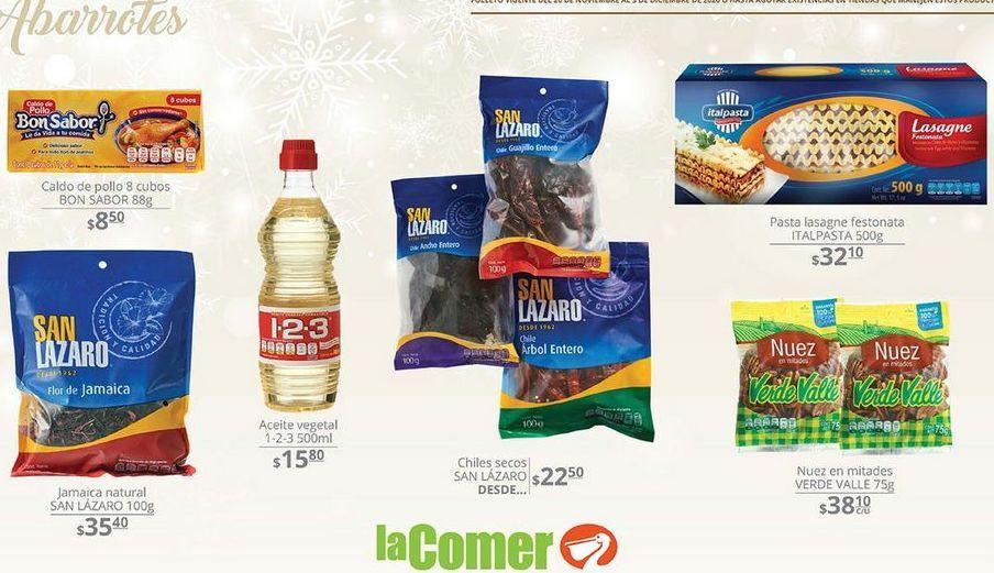 Oferta de Aceite vegetal 123 por $15.8