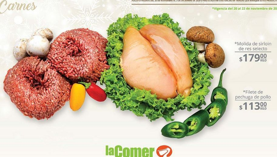 Oferta de Carne molida de res por