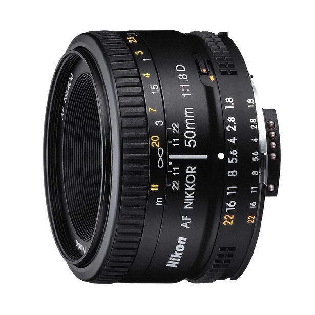 Oferta de Lente Nikon Af 50 Mm F / 1.8D por $2799