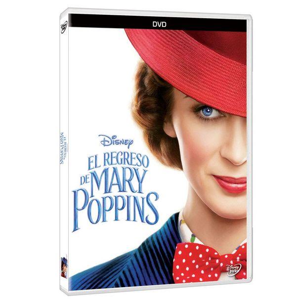 Oferta de Dvd El Regreso De Mary Poppins por $77