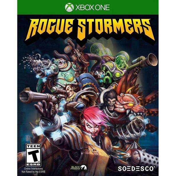 Oferta de Xbox One-Rogue Stormers por $349