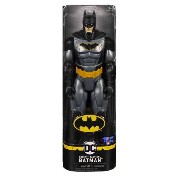 Oferta de Figura 12 Batman Tactical por $167