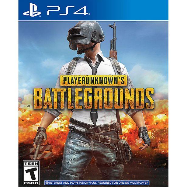 Oferta de Ps4 Player Unknown´s Battlegrounds por $499