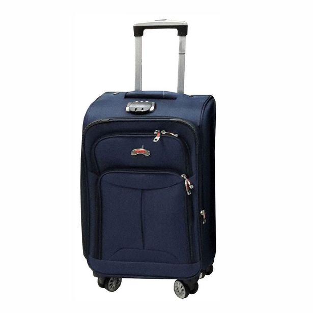 Oferta de Maleta De Viaje Azul Humber Kc-3098 por $868