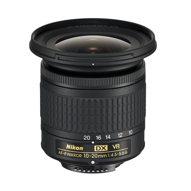 Oferta de Lente Nikon Af-Pdx10-20Mm F / 4.5 - 5.6 por $7169