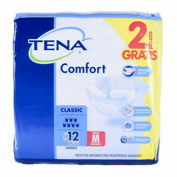 Oferta de Pañal Comfort Med C/10 Tena por $85