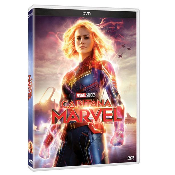 Oferta de Dvd Capitana Marvel por $164