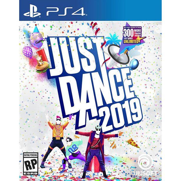 Oferta de Ps4 Just Dance 2019 por $449