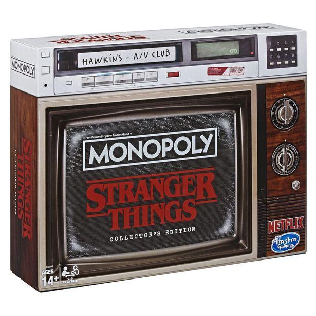 Oferta de Juego De Mesa Monopoly Stranger Things por $569