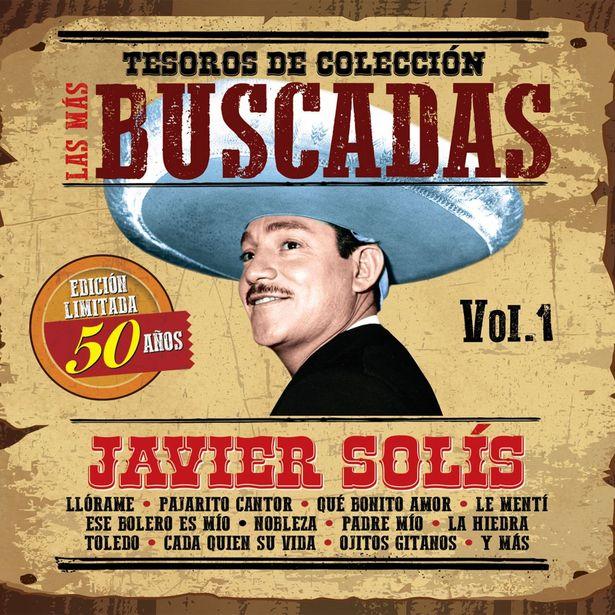Oferta de Cd Javier Solís-Tesoros De Colección -  Las Más Buscadas Vol. 1, Edición Conmemorativa 50 Años por $99
