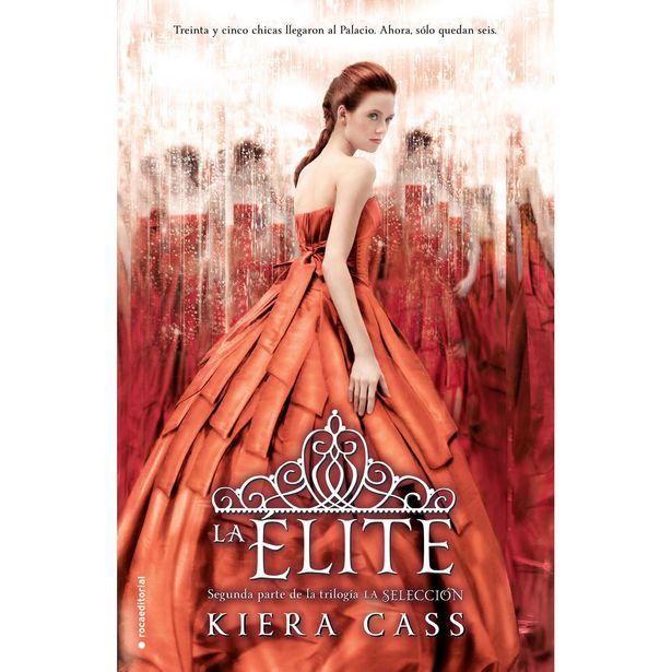 Oferta de La Elite  Autor : Kiera Cass por $299