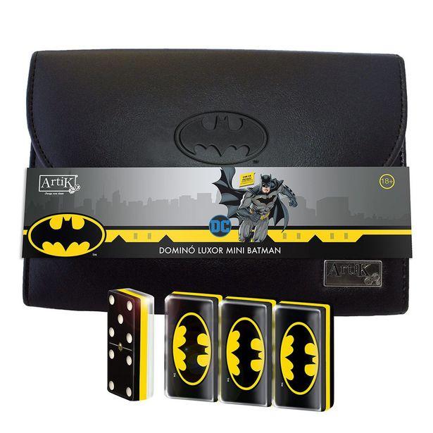 Oferta de Domino Kelvin Luxor Mini Curpiel Batman Artik por $479