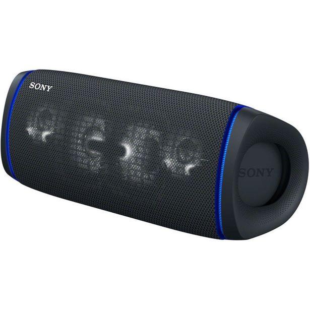 Oferta de Bocina Portátil Sony Extra Bass Xb43 Negro por $4599