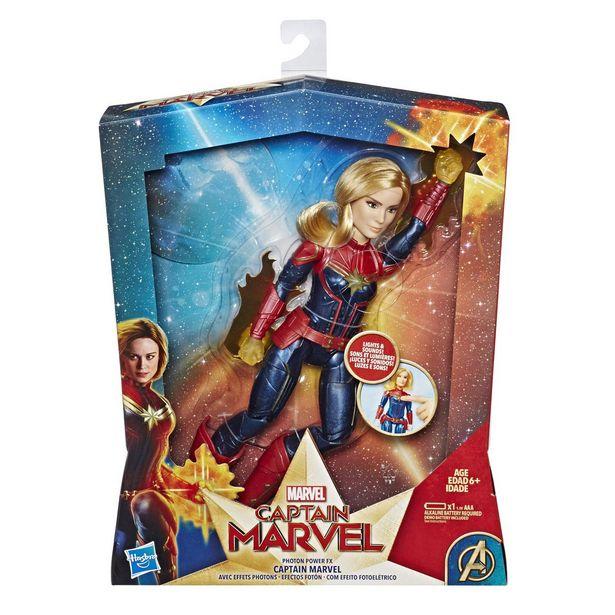 Oferta de Muñeca Electrónica Captain Marvel por $190