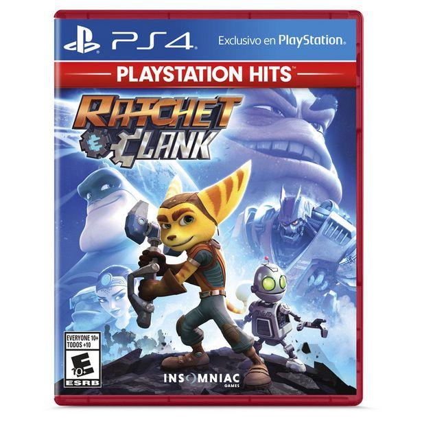 Oferta de Ps4 Hits Ratchet & Clank por $499