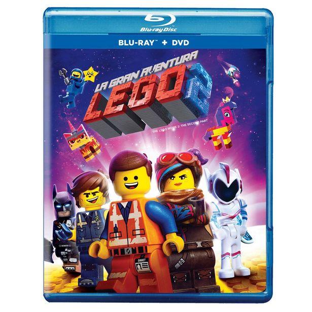 Oferta de Br Dvd/br La Gran Aventura Lego 2 por $255