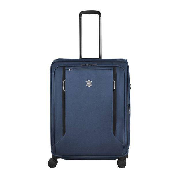 Oferta de Maleta Azul Grande  Werks Traveler 6.0 por $10484