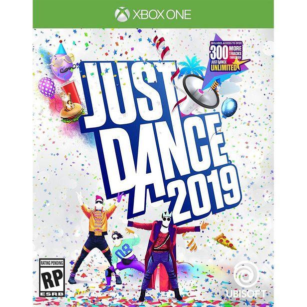 Oferta de Xbox One Just Dance 2019 por $449