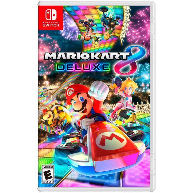 Oferta de Nsw Mario Kart 8 Deluxe por $1399