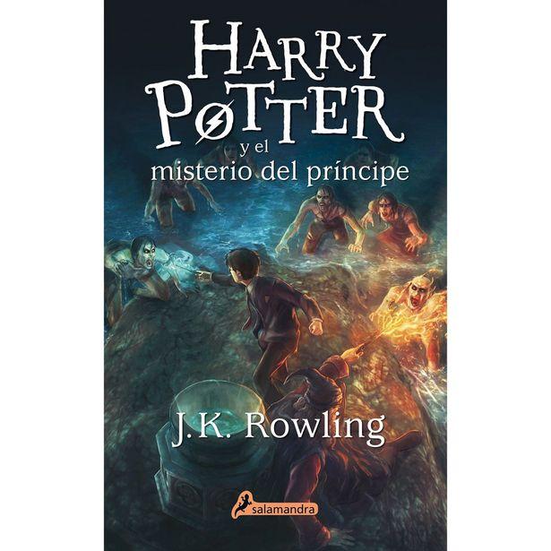 Oferta de Harry Potter Y El Misterio Del Príncipe. Tomo 6  Autor : J.K. Rowling por $389