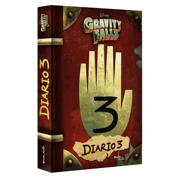 Oferta de Gravity Falls. Diario 3 Td  Autor : Disney por $358