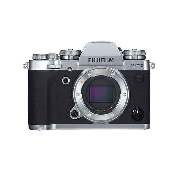 Oferta de Cámara Fuji X-T3 Plata Xf18-55Mm por $39799