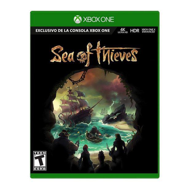 Oferta de Xbox One Sea Of Thieves por $449