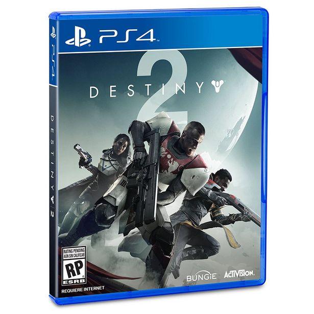 Oferta de Ps4 Destiny 2 por $649