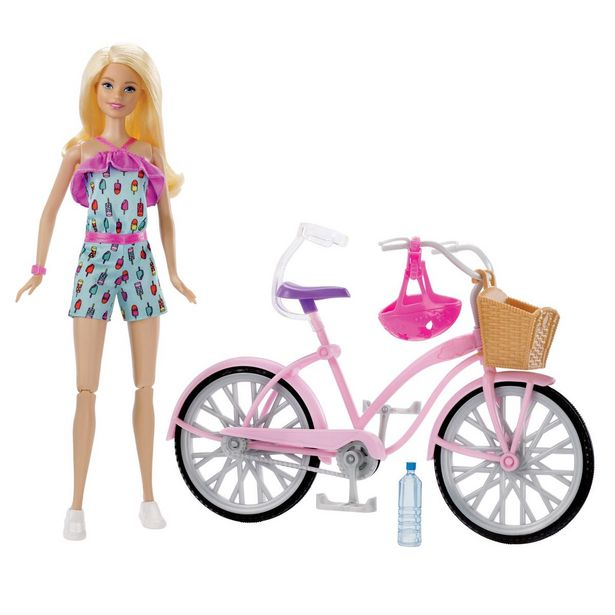 Oferta de Barbie Paseo En Bicicleta por $458