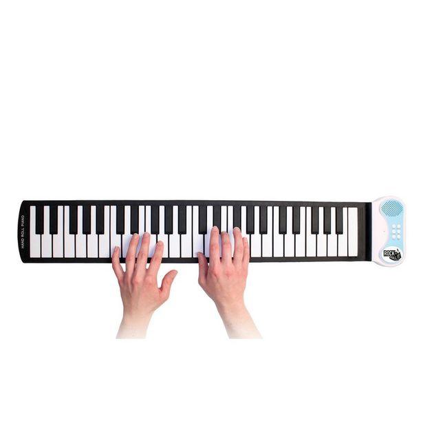 Oferta de Piano Flexible Y Enrollable por $1119