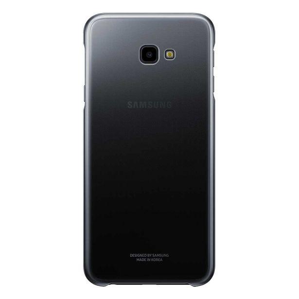Oferta de Funda Samsung Degradado Negro Para Samsung J4+ por $319