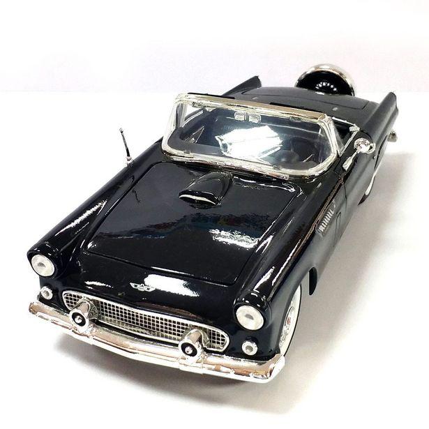 Oferta de Coche Coleccionable Escala 1:18  1956 Ford Thurnderbird Convertible por $799
