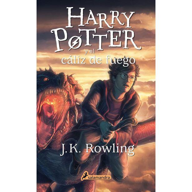 Oferta de Harry Potter Y El Cáliz De Fuego. Tomo 4 por $429