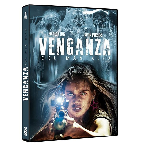 Oferta de Dvd Venganza Del Más Allá por $114