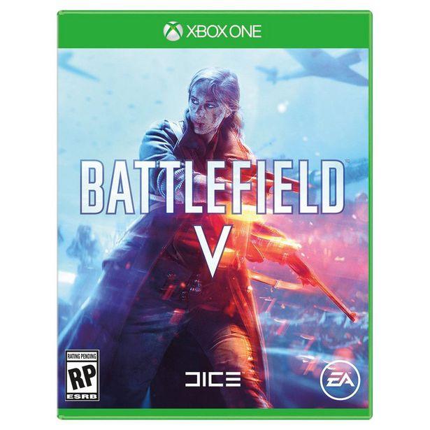 Oferta de Xbox One Battlefield V por $249