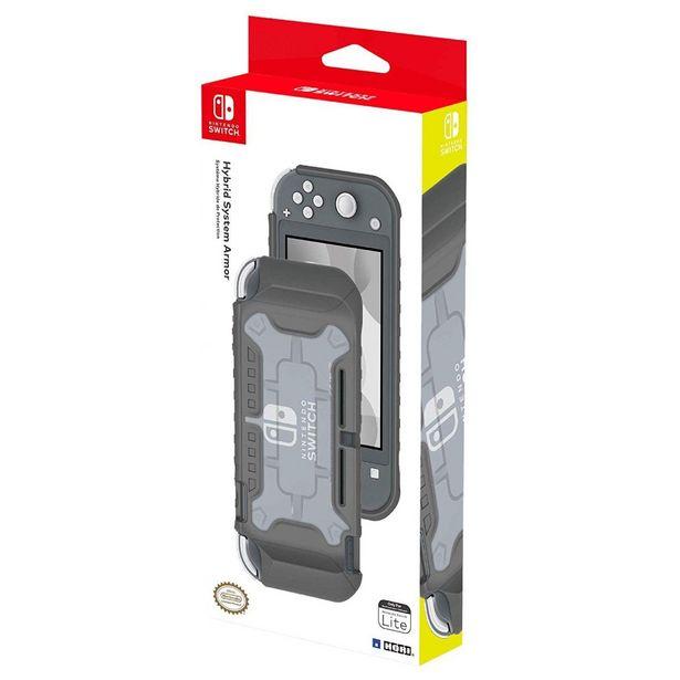 Oferta de Estuche Para Nintendo Switch Protector Lite Gris por $399